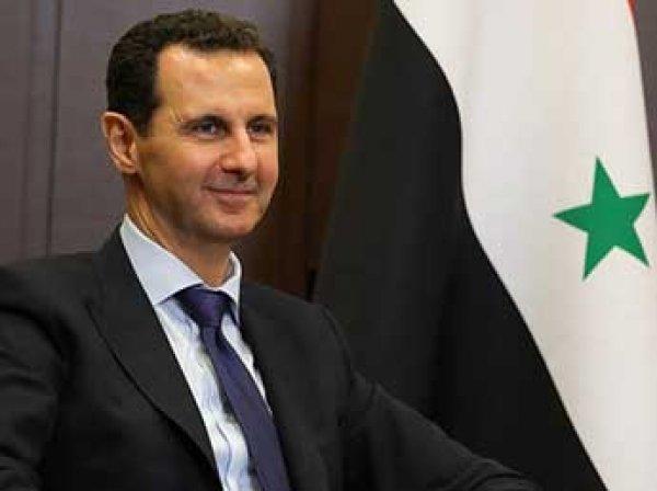 Асад обвинил США в препятствованию окончанию войны в Сирии