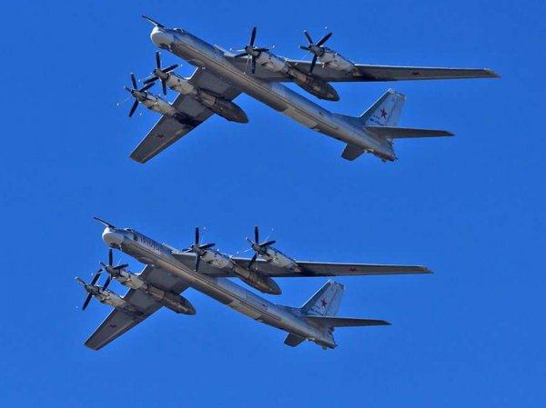 СМИ: США перехватили два российских бомбардировщика у берегов Аляски