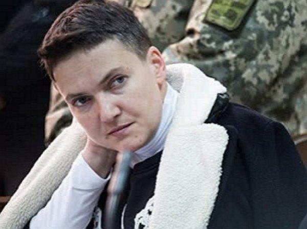 Савченко за 50 дней голодовки похудела на 17 кг