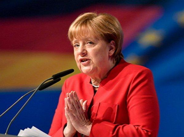 Меркель призвала Европу перестать полагаться на США