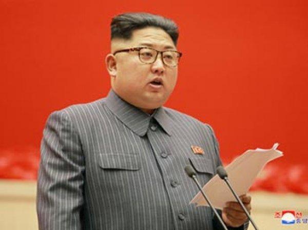 МИД КНДР назвал условие встречи Ким Чен Ына с Трампом