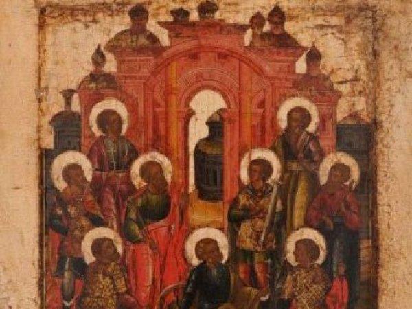 Какой сегодня праздник: 12 мая 2018 отмечается праздник Девять целителей