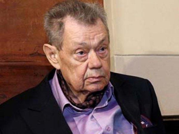 Николай Караченцов госпитализирован сразу после курса химиотерапии