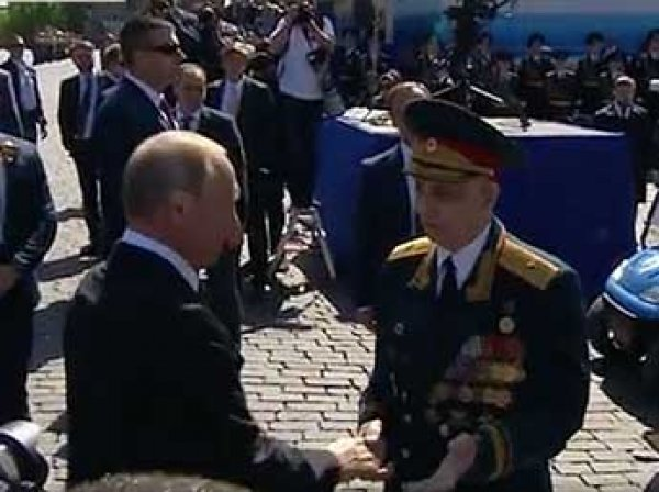Спасенный Путиным от охраны президента ветеран прокомментировал инцидент