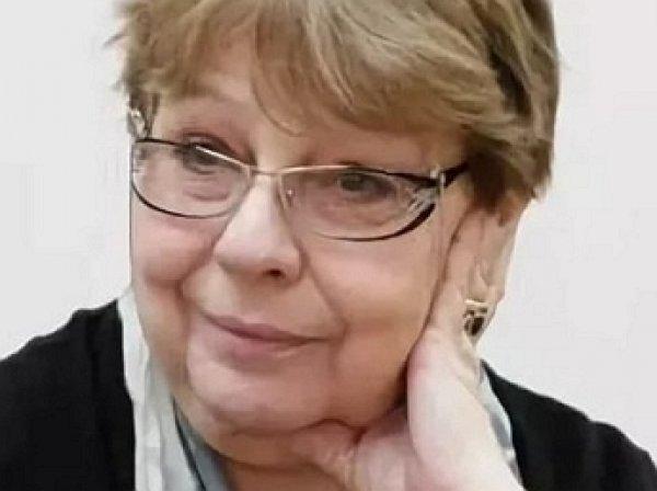 Умерла актриса «Современника» Мария Шверубович