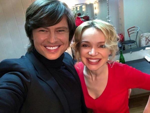 СМИ: Первый канал поженит Прохора Шаляпина и Цымбалюк-Романовскую за 10 млн