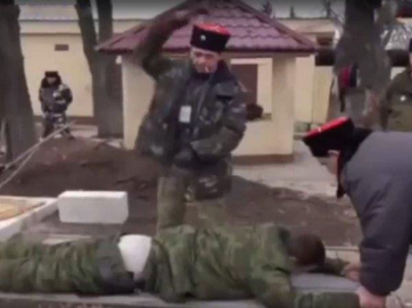 Стегавших оппозиционеров 5 мая нагайками казаков выпороли их же товарищи