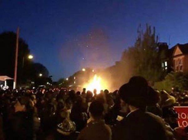 На еврейском фестивале в Лондоне прогремел взрыв: пострадали около 30 человек