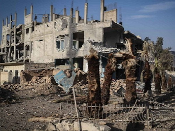 The New York Times рассказала подробности гибели бойцов ЧВК Вагнера в Сирии