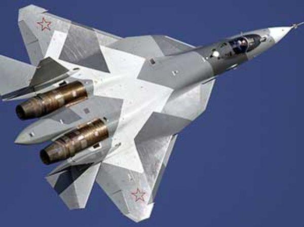 Американцы сравнили российские истребители Су-35 и Су-57