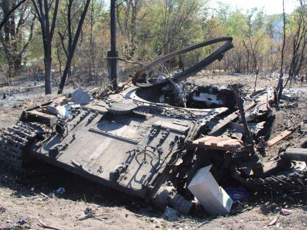 Опубликовано видео уничтожения техники ВСУ под Горловкой