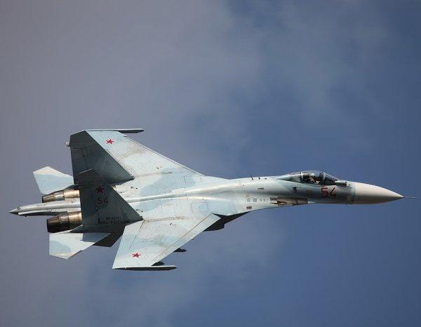The National Interest: российский Су-27 «приводит в ужас» НАТО