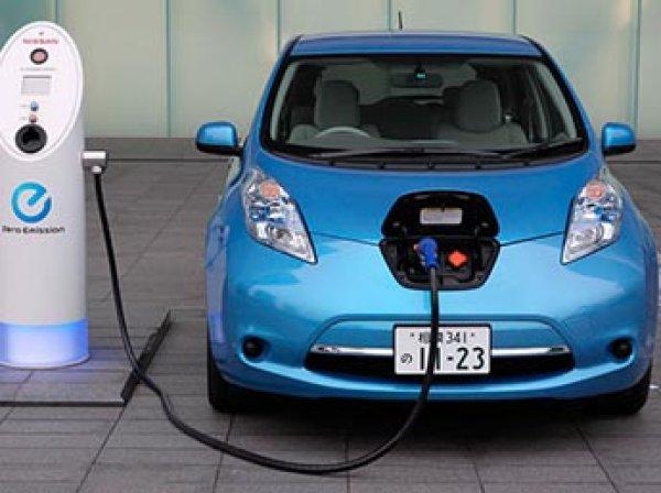 Владельцев электромобилей в России на 5 лет освободят от налогов