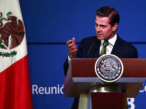 Мексика жестко отказала Трампу в оплате строительства стены на границе с США