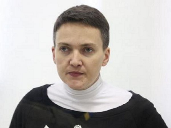 Савченко согласилась отсидеть в российской тюрьме 22 года
