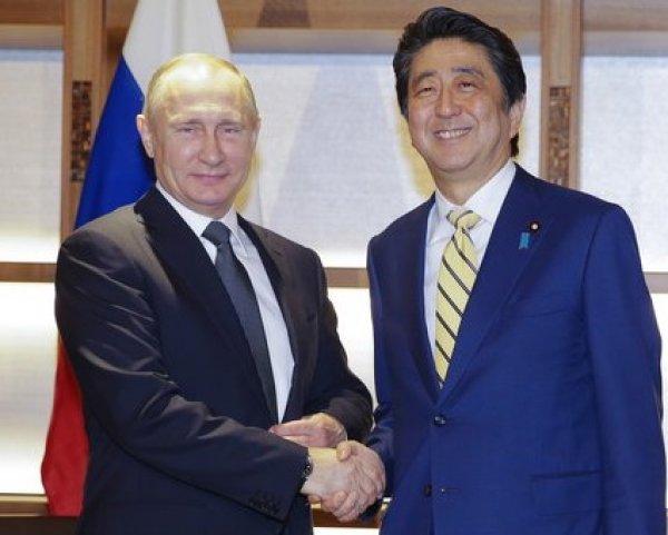"""""""Перевода не нужно?"""": во время выступления Путина пропал переводчик с японского"""