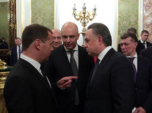 СМИ: Путин определился с кандидатурой премьер-министра в новом правительстве