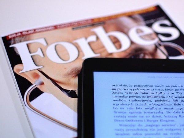 Журнал Forbes назвал имена самых богатых наследников российских олигархов
