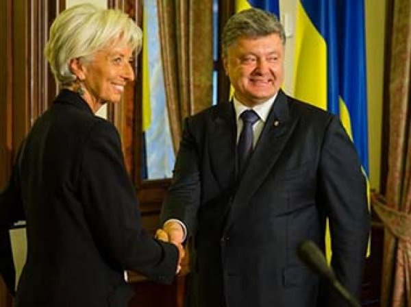 """На Украине рассказали, как МВФ """"послал"""" Киев"""