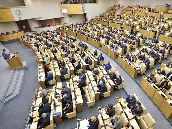 """Госдума приняла закон о контрсанкциях, чтобы """"оперативно реагировать на меняющуюся обстановку"""""""