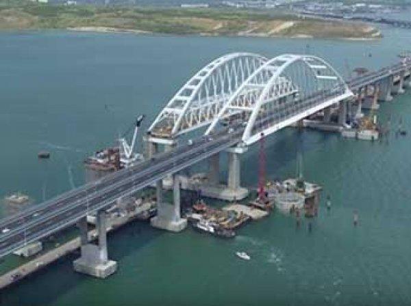 В МВД рассказали о серии звонков с угрозой взорвать Крымский мост
