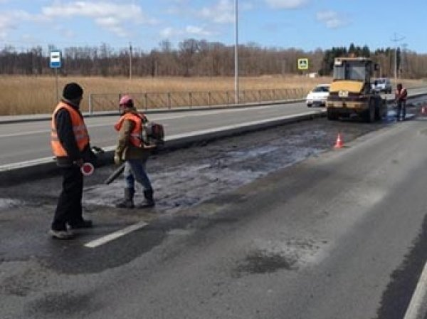 Штрафы за нарушении ПДД в России направят на ремонт дорог