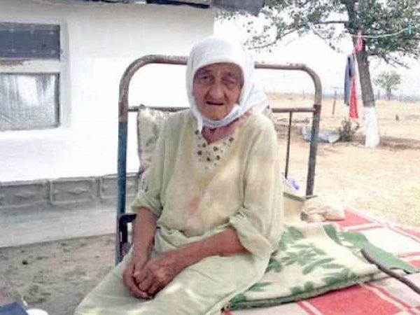 Daily Mail рассказала о самой старой пенсионерке РФ в возрасте 128 лет