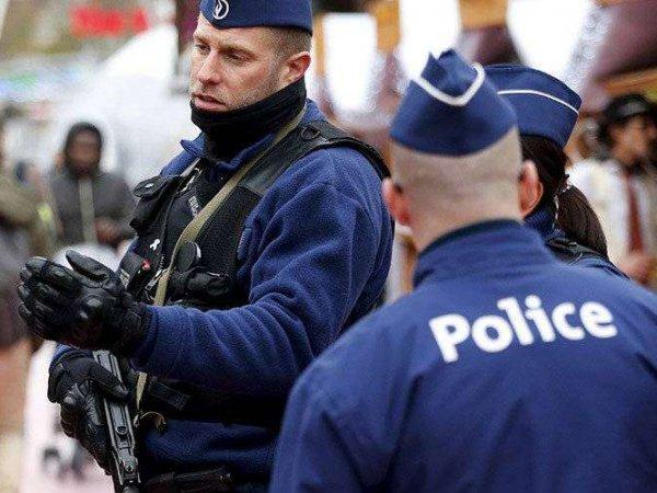 В Бельгии неизвестный расстрелял прохожих: погибли три человека