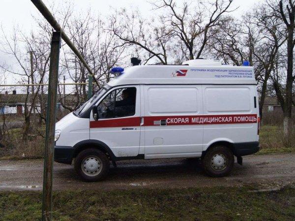 В Крыму из-за кражи кабеля перестал работать номер скорой помощи