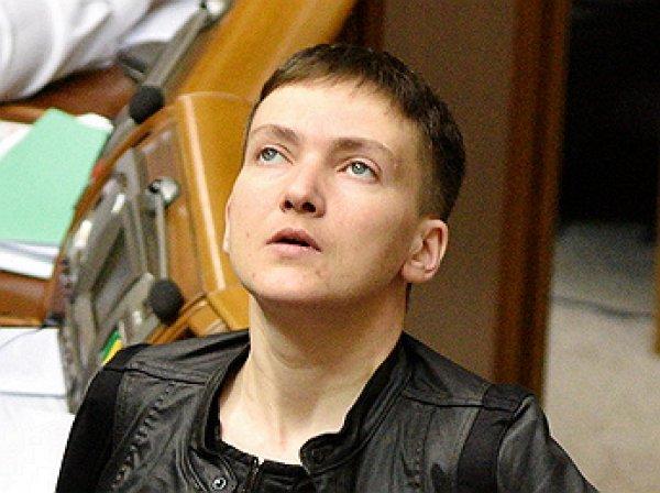 У Савченко начали крошиться зубы из-за голодовки