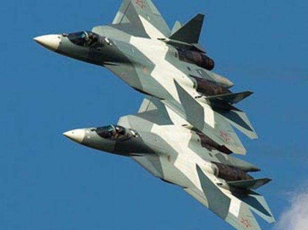 Американские эксперты оценили шансы F-22 и Су-57 в небе
