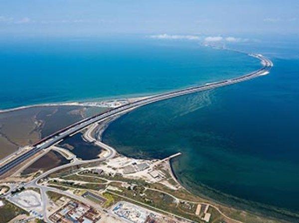СМИ рассказали, как Россия будет защищать Крымский мост