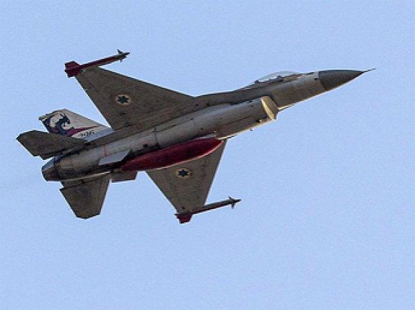 СМИ: российские Су-34 перехватили самолеты ВВС Израиля в небе над Ливаном