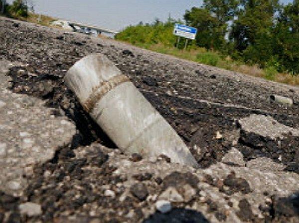 В Донбассе на минном поле подорвались военные НАТО