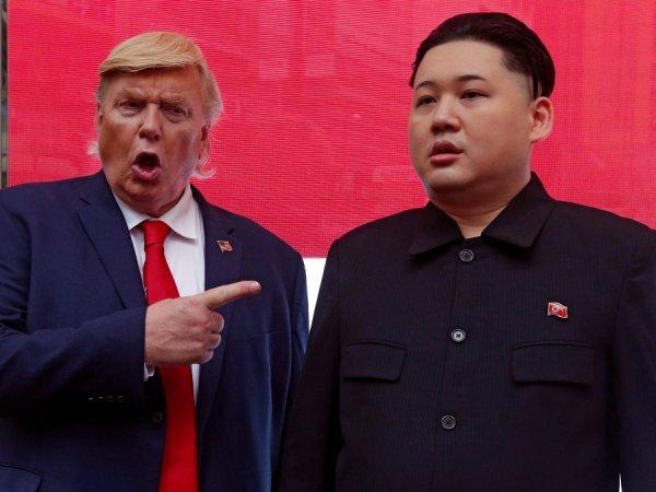 """В США заговорили о """"ливийском сценарии"""" для Северной Кореи"""