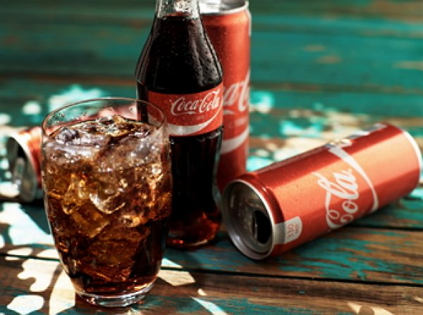 Coca-Cola впервые выпустила алкогольный напиток