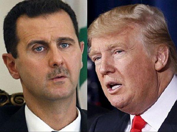 «Мнение Трампа мне безразлично»: Асад ответил назвавшему его «животным» Трампу