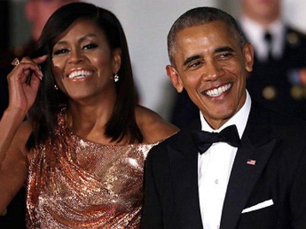 Экс-президент США Барак Обама стал продюсером