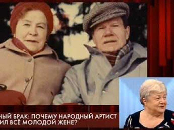 Вдова и дочь Пуговкина борются между собой за многомиллионное наследство артиста
