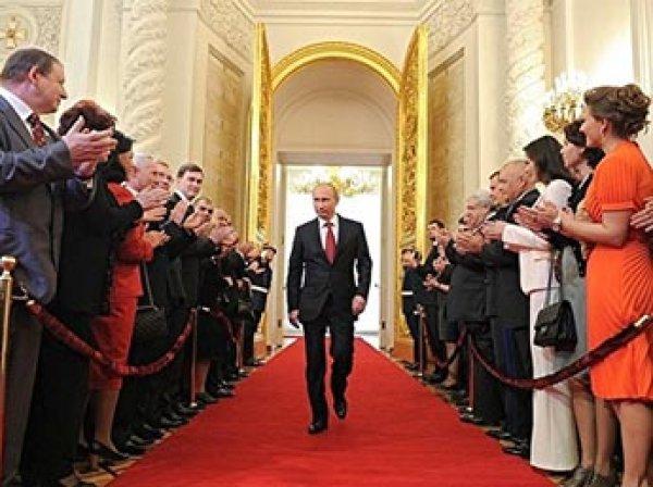 СМИ узнали подробности предстоящей инаугурации Путина