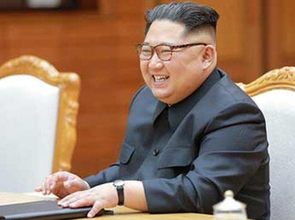 Ким Чен Ын передал через Лаврова привет Путину