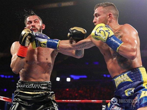 Ломаченко победил Линареса и завоевал пояс WBA, установив исторический рекорд