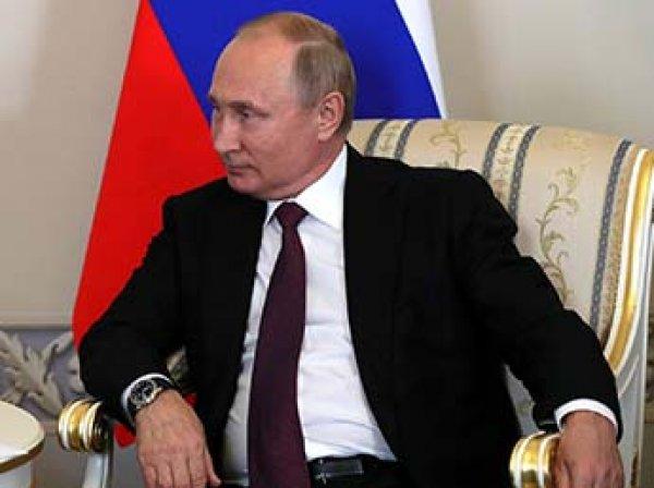 """""""Это не я болен, это мировая экономика беременна"""": Путин сделал громкое заявление на ПМЭФ"""