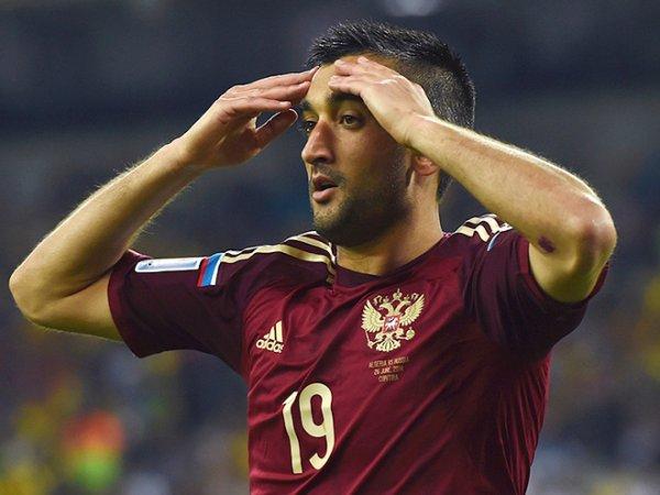 Футболист сборной России Александр Самедов заговорил о завершении карьеры