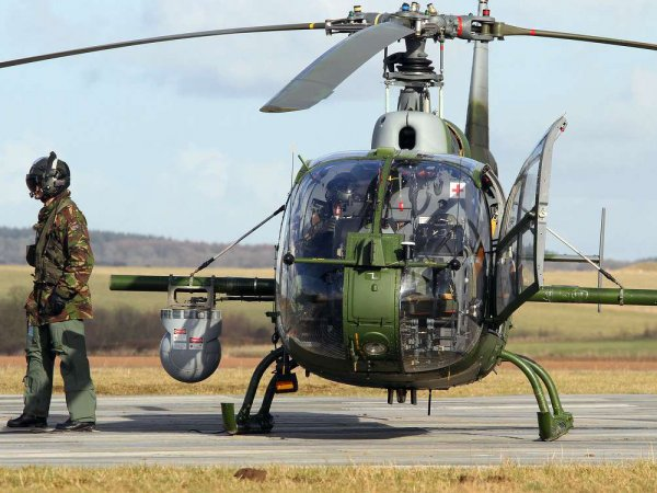 Генерал-полковник ФСБ умер от сердечного приступа при аварии вертолета