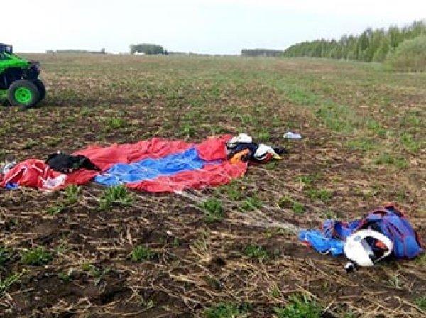 В Татарстане два парашютиста погибли после столкновения в воздухе