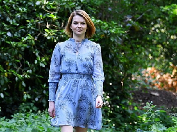 """""""Надеюсь вернуться в мою страну"""": Юлия Скрипаль записала первое интервью после отравления"""