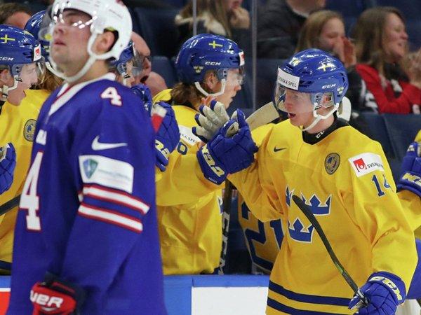 Хоккей Швеция – США 19 мая 2018: онлайн трансляция, где смотреть матч ЧМ по хоккею, прогноз (ВИДЕО)