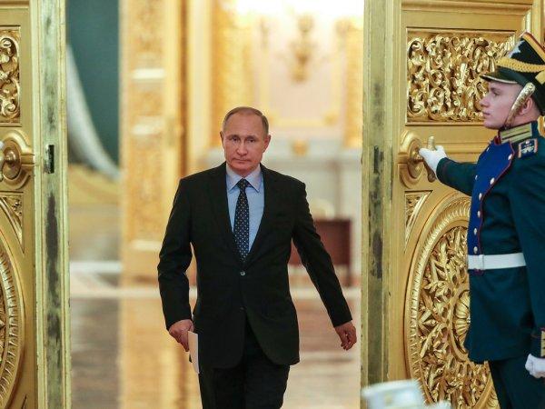 Инаугурация Путина 2018: смотреть онлайн трансляцию 7 мая можно в Сети (ВИДЕО)