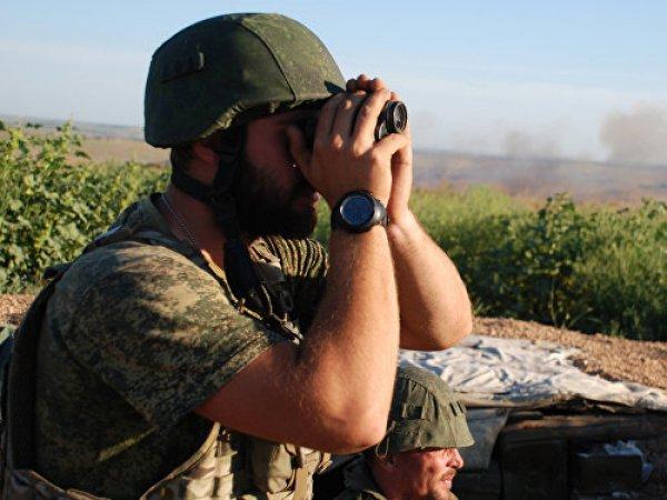 СМИ: украинские силовики начали наступление на Донбассе